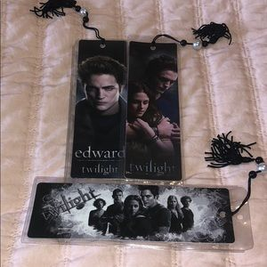 Other - Twilight Bookmarks